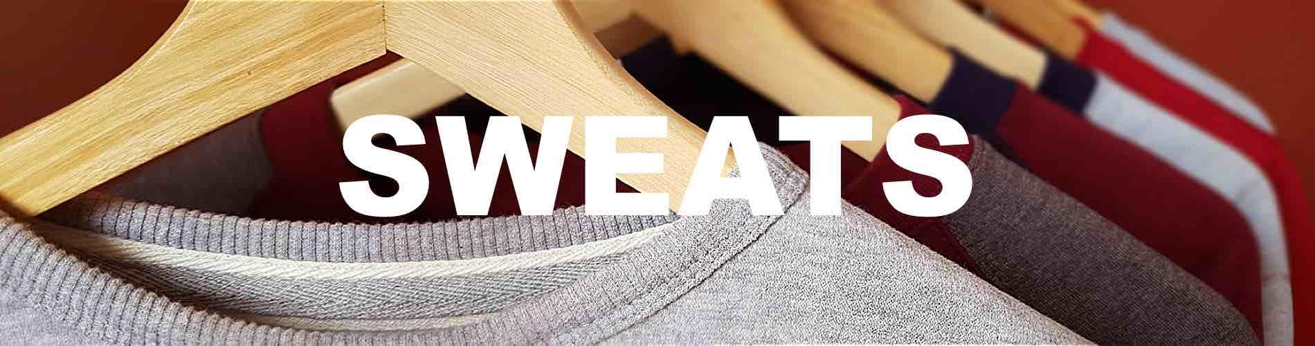 Sweat sans capuche personnalisé