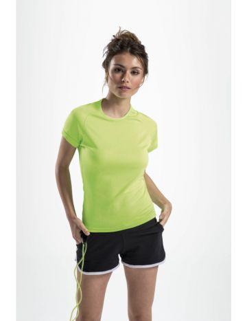 T-shirt de sport femme