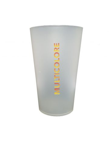 Ecocup 30 cl impression multicolore