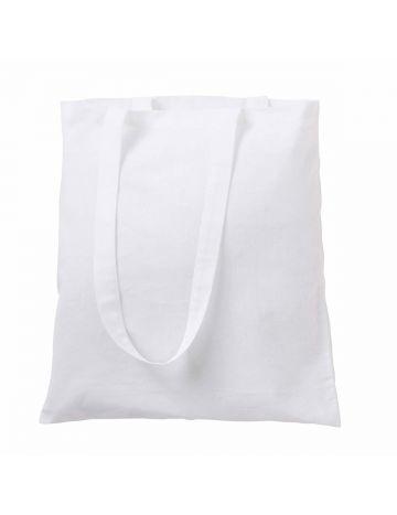 tote bag en coton couleur naturel à personnaliser avec un logo imprimé