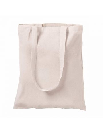 Tote bag en coton Naturel personnalisé