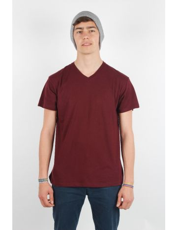 T shirt col V personnalisé