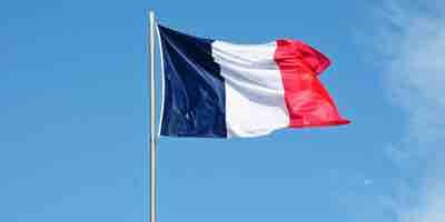 drapeau personnalise